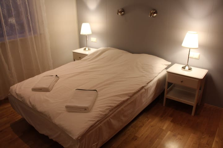 Efra-Sel, room #4 (double bed) - Flúðir