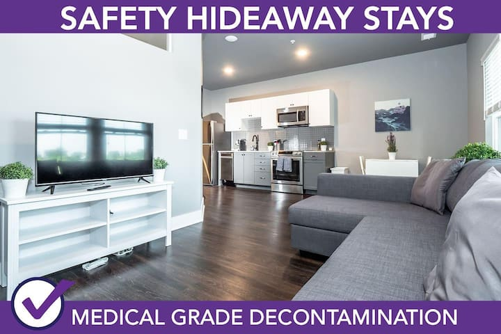 Safety Hideaway - Medical Grade Clean Home 27