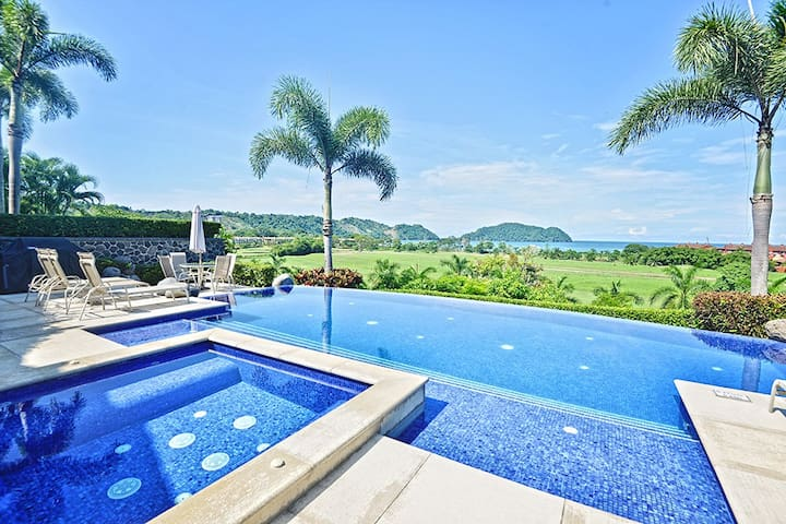 Spacious private home w/unmatched ocean  sunset views-private pool  jacuzzi