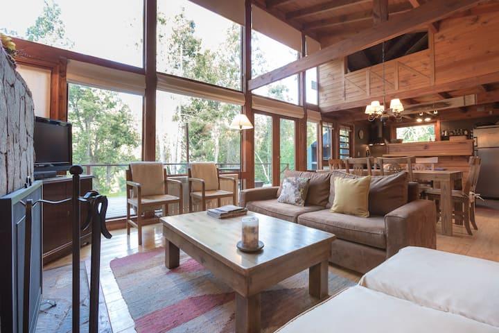 BOG Casa Las Lomitas - 3 suites and fireplace