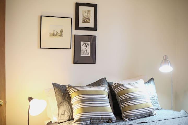 Bedroom 2 comfort.