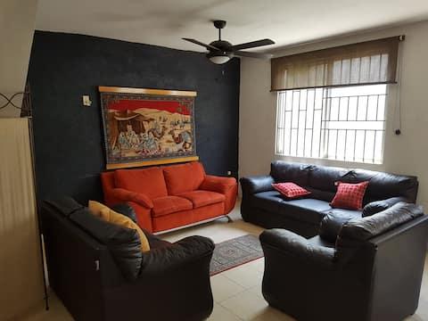 Cd. Madero - Espaciosa y cómoda casa familiar