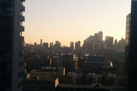 Queen West! Lovely apartment in Toronto! - Toronto - Apartment