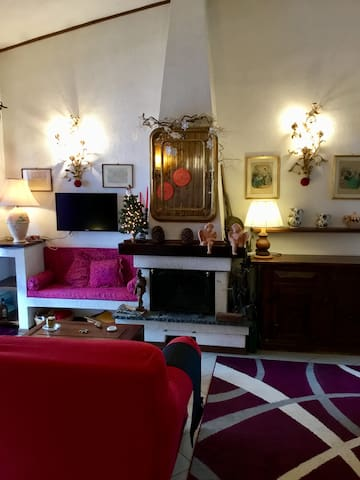 Charming and cozy flat in Roccaraso