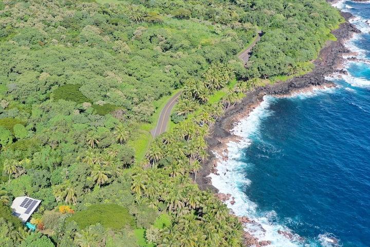Big Island Mana House~Jungle Getaway~Ocean~Lava