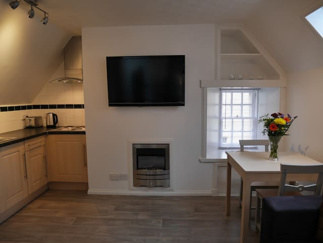 Modern flat located in the centre of Kirkwall