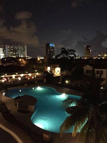 Depto. en Cancún, Plaza Américas - Cancún - Apartemen