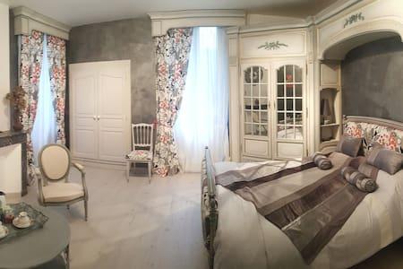Domaine l'Ecrin des Côteaux chambre Antica - Boulin