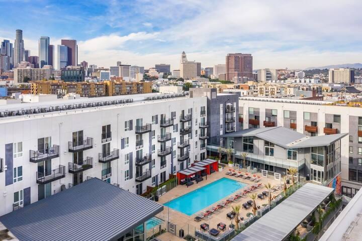 Luxe Studio Suite Downtown LA