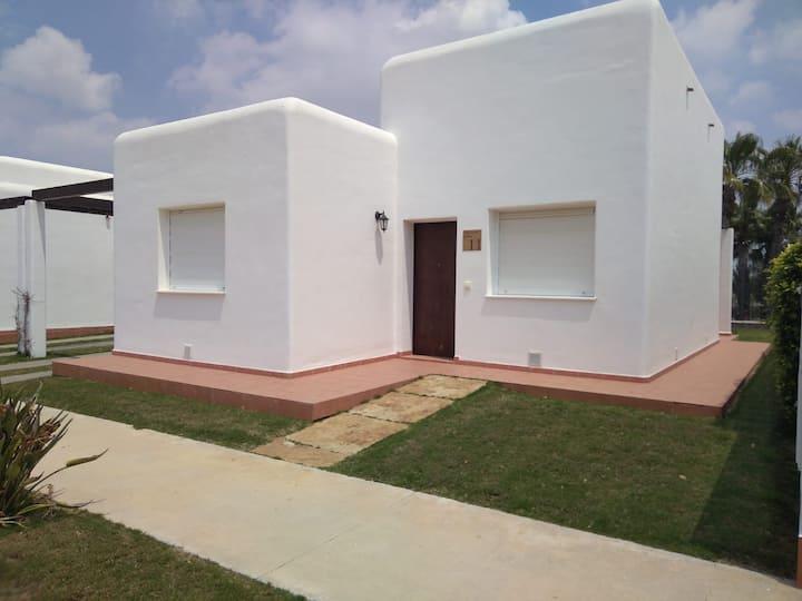 A Stunning 2 bedroom family Villa with Solarium