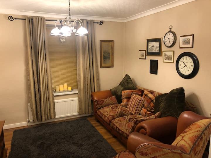 3 bed town house, llandeilo, Carmarthenshire
