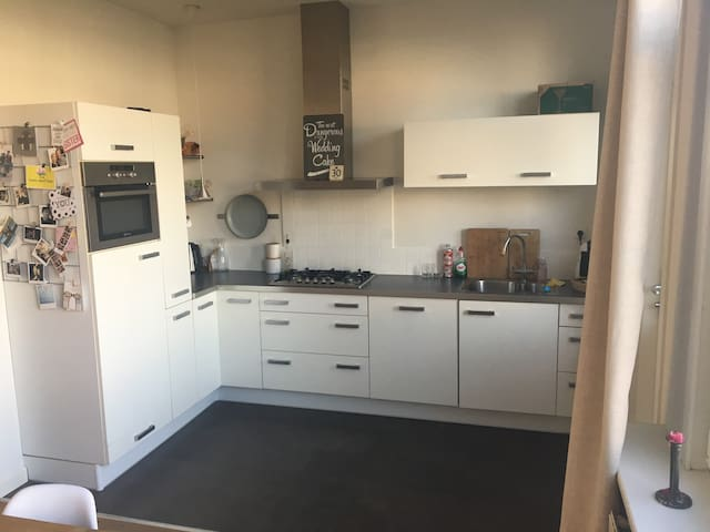 Nice appartment with a rooftop around 40m2 - Rotterdam - Apartament