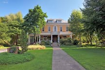 Simply the Best! Treat yourself to award winning lodging on Millionaire's Row in historic Alton, IL