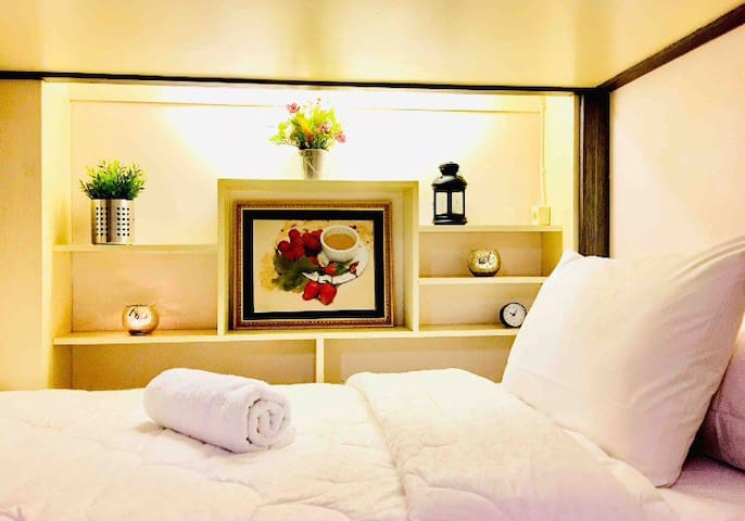 COZY Apartment  2 Br Near Airport @West Jakarta