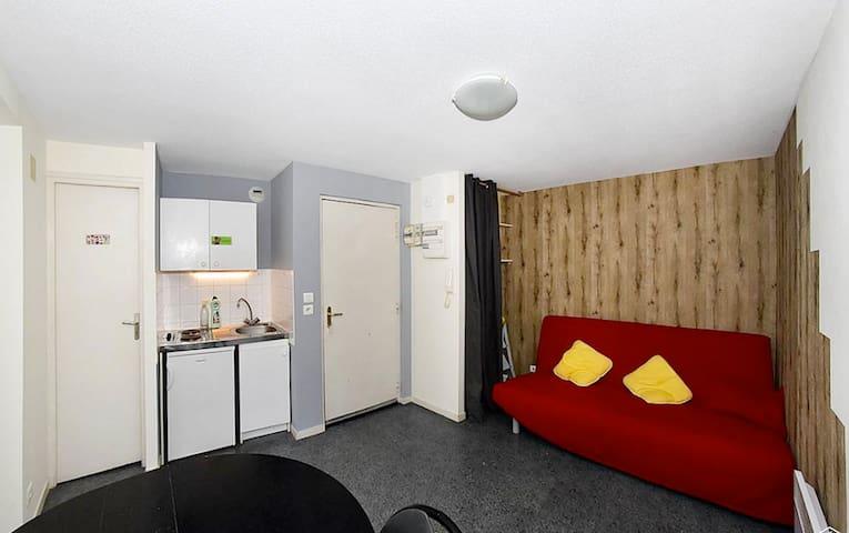 Studio plein centre de Clermont-Ferrand - Clermont-Ferrand