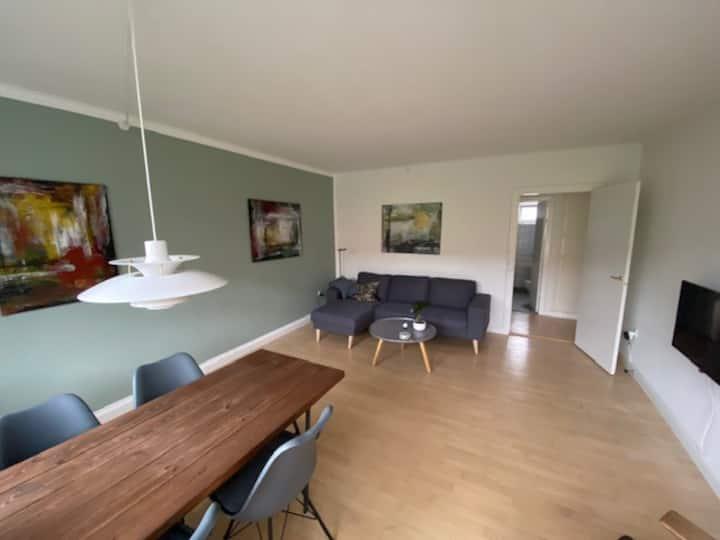 Lejlighed beliggende tæt på Amager Strand og metro