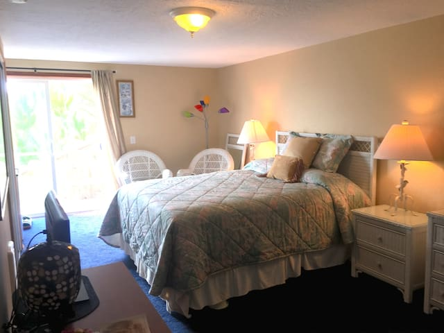 Private Sweet Bedroom In Moss Beach - Moss Beach - Casa