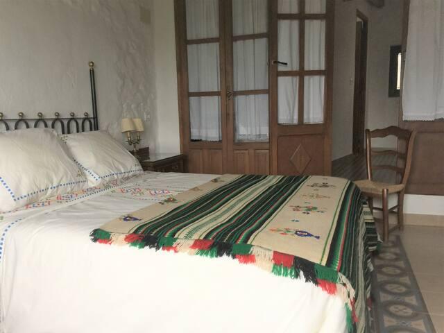 Dormitorio doble en planta alta