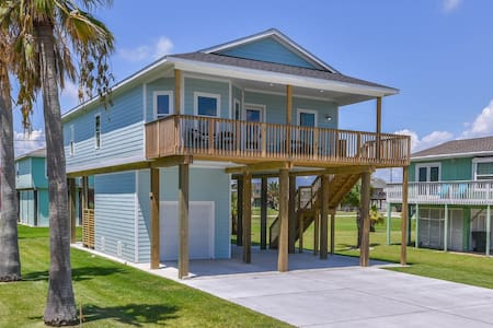 ISLAND TIME-BRAND NEW HOME & LISTING.
