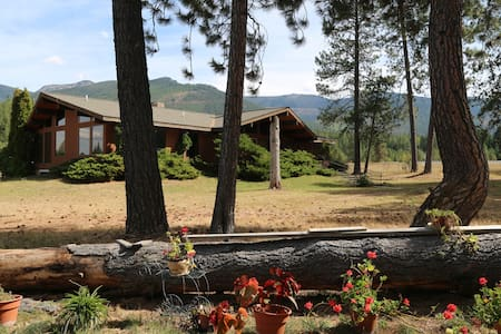 Ranch vacation home near Missoula - Missoula - Haus