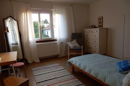 Zimmer mit Abendsonne - Metzingen