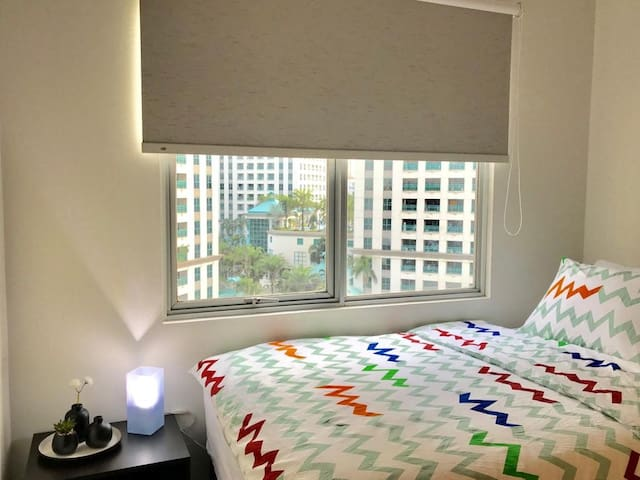 Bright & Newly Renovated Apt @Jakarta CBD Sudirman