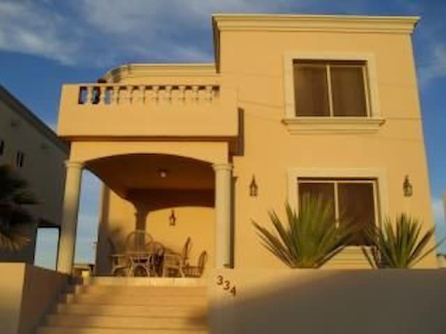 Casa Romantica in Puerto Penasco Sonora Mexico