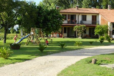Agriturismo - Camera Matrimoniale - Isola della Scala