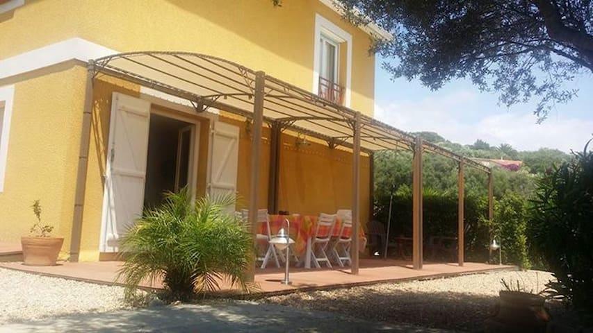 Bel appartement Rdc de villa - Bastelicaccia - Wohnung