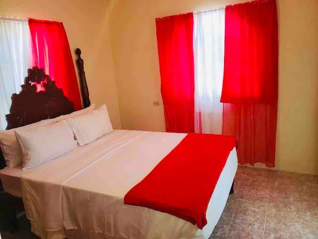 Ranch OGrande Red Room