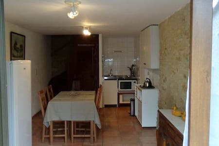 Charming, centrally placed small stone house - Cucugnan - 独立屋