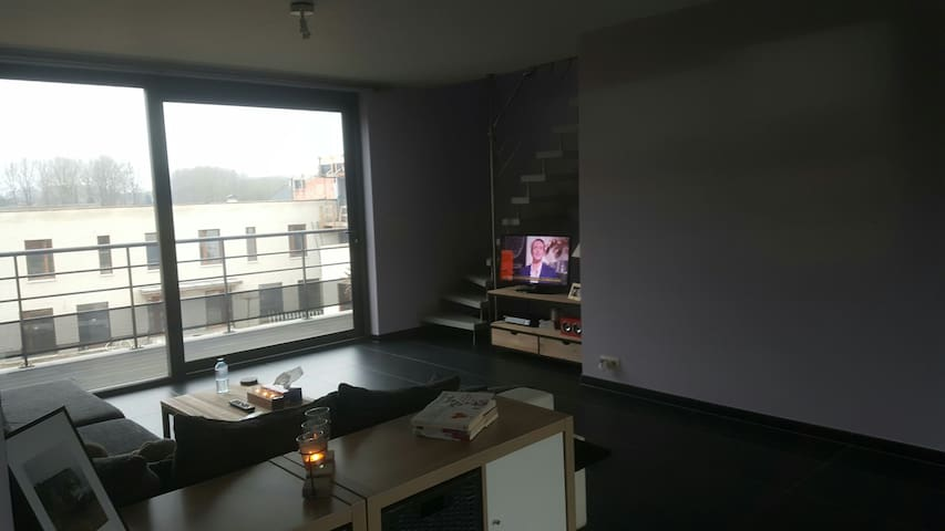 Grand duplex - Lennik - Appartement