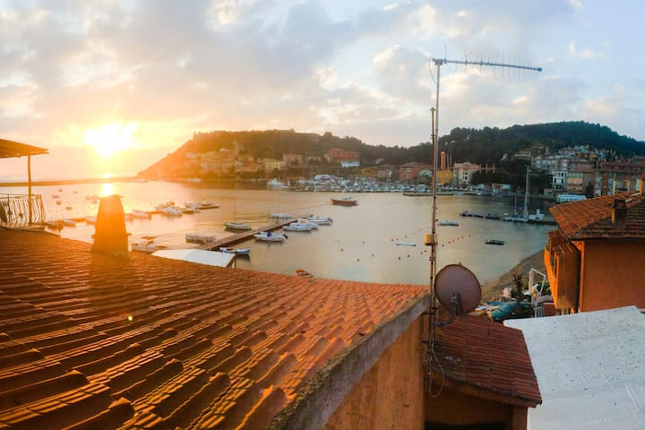 A Romantic Postcard From Tuscany - Porto Ercole - Flat