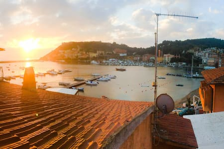 A Romantic Postcard From Tuscany - Porto Ercole - Apartament