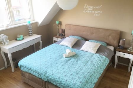 Charming Romantic Room Well Located - Haarlem