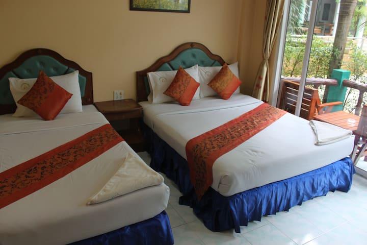 Cozy Beach Aonang Resort : STW
