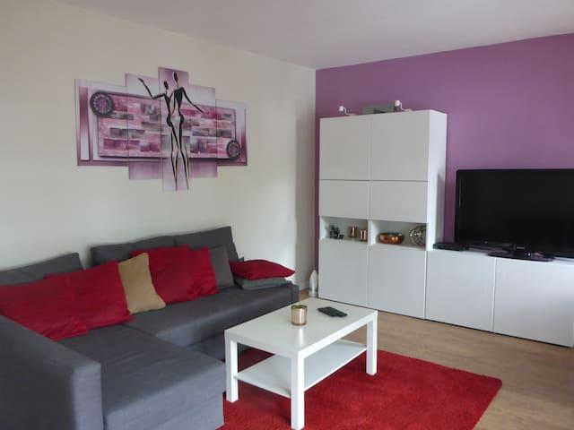 3 Zi.Whg. Pinneberg nähe Hamburg - Pinneberg - Apartment