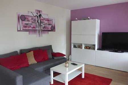 3 Zi.Whg. Pinneberg nähe Hamburg - Pinneberg - Apartemen