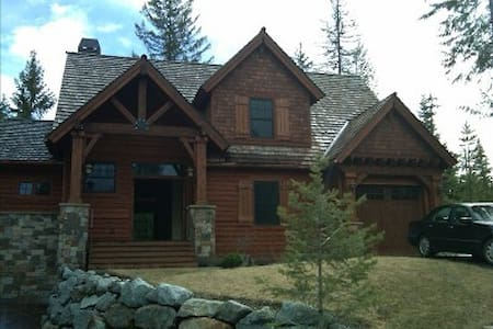 The Black Bear Cabin - Priest River - Hus