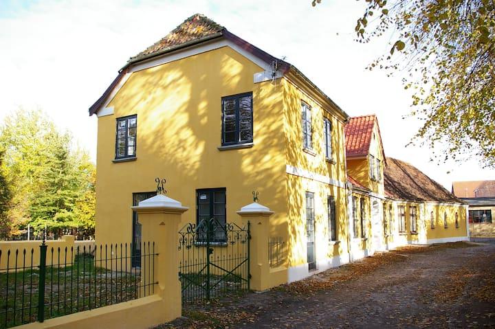 Historisches Pastorat -Villa Nikolaj