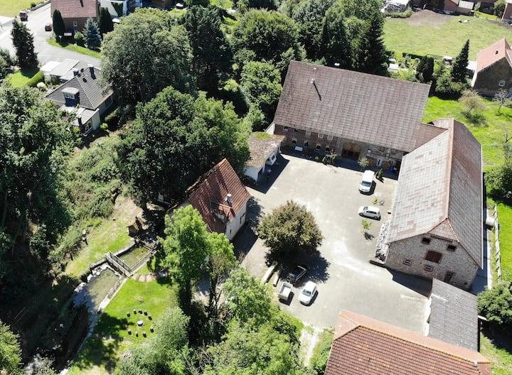 Ferienhaus an Vodes-Mühle