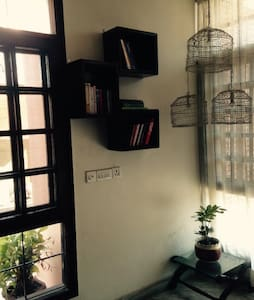 Cute and Personal room with balcony - Saharanpur  - Дом