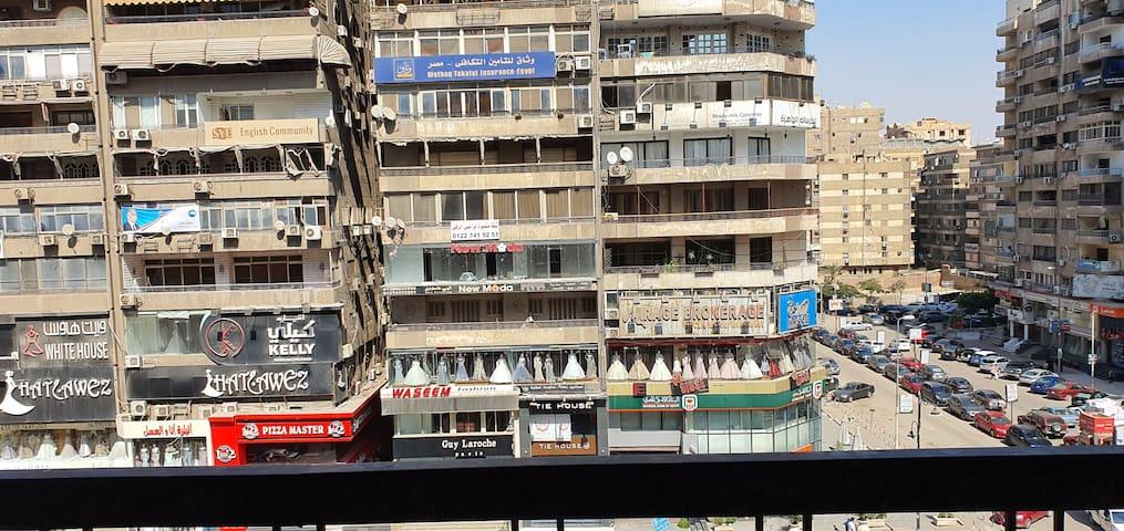 اول شارع عباس العقاد مدينة نصر