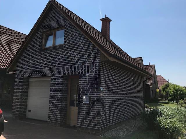 Schickes Studio in Norden - Bahnhofsnähe