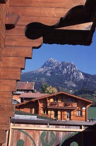 Gîte entre Lac et Montagne