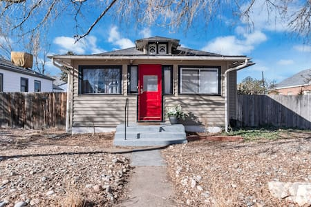 420 Pot Friendly Englewood Light Filled Bungalow