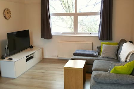 Spacious flat with double room - Bromley - Huoneisto