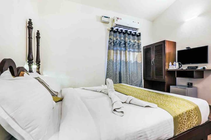 Premium rooms on the beach baga