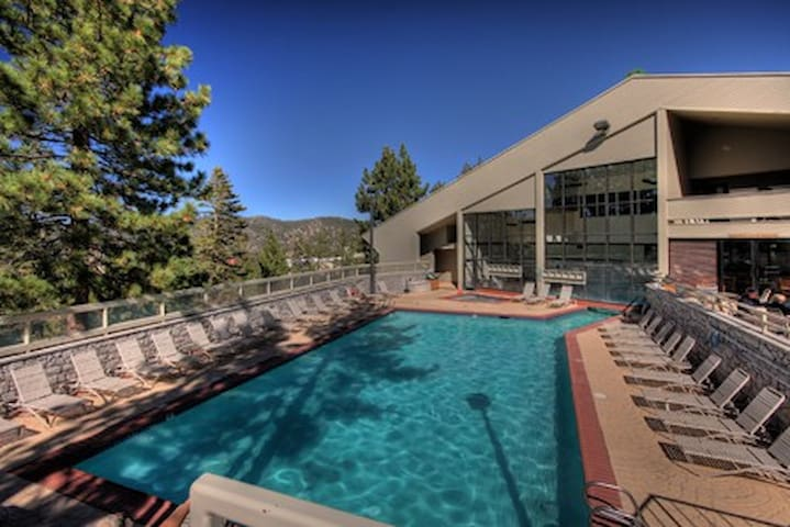 Lake Tahoe - The Ridge - Glenbrook - Appartement