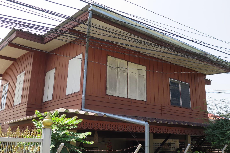 Kaew House Homestay - 30 Year Old Character Villa